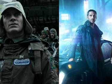 Big 'Blade Runner 2049' Trailer Attached to 'Alien: Covenant'