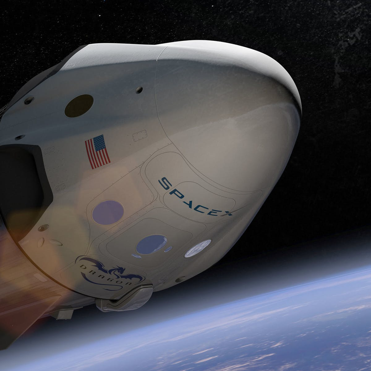 Crew Dragon: SpaceX Shows Intense Tests Ahead of First Manned Mission