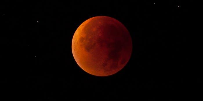 blood moon Sabrina