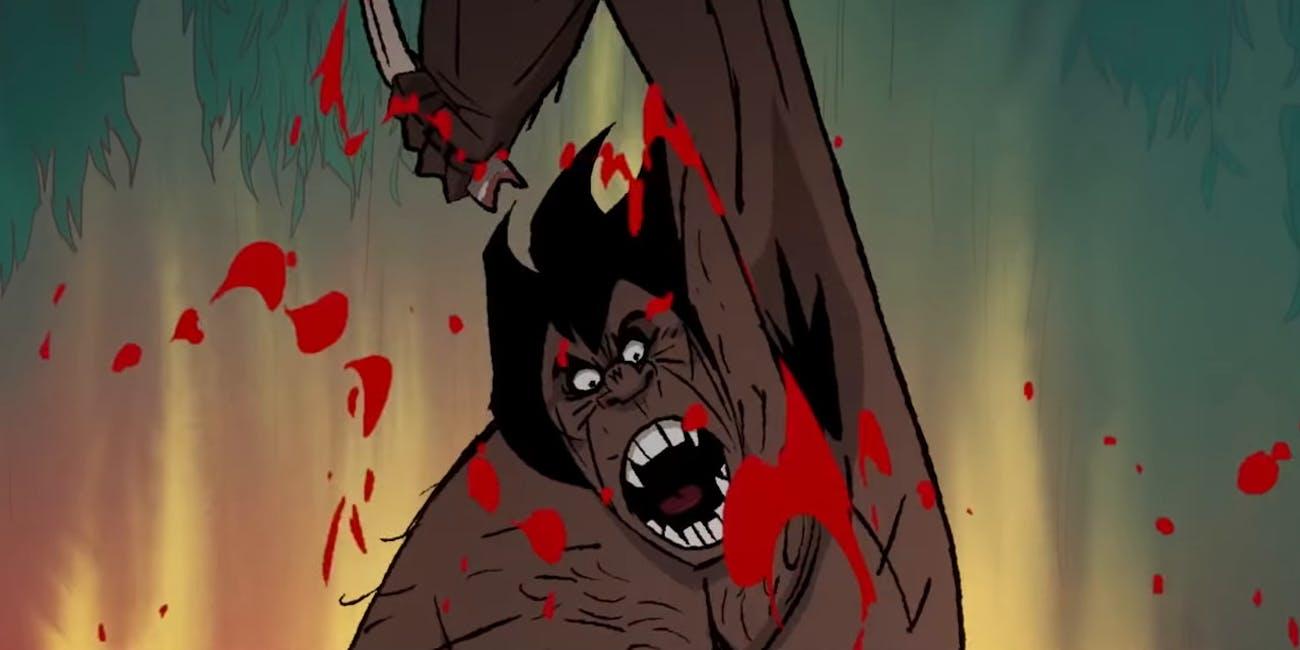 《德克斯特的實驗室》與《傑克武士》作者的暴力神作-《史前戰記》無雷心得!