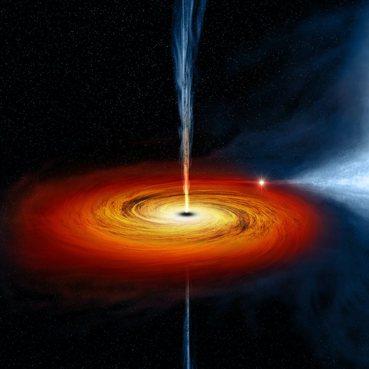 Scientists discover weird objects orbiting Milky Way's central black hole