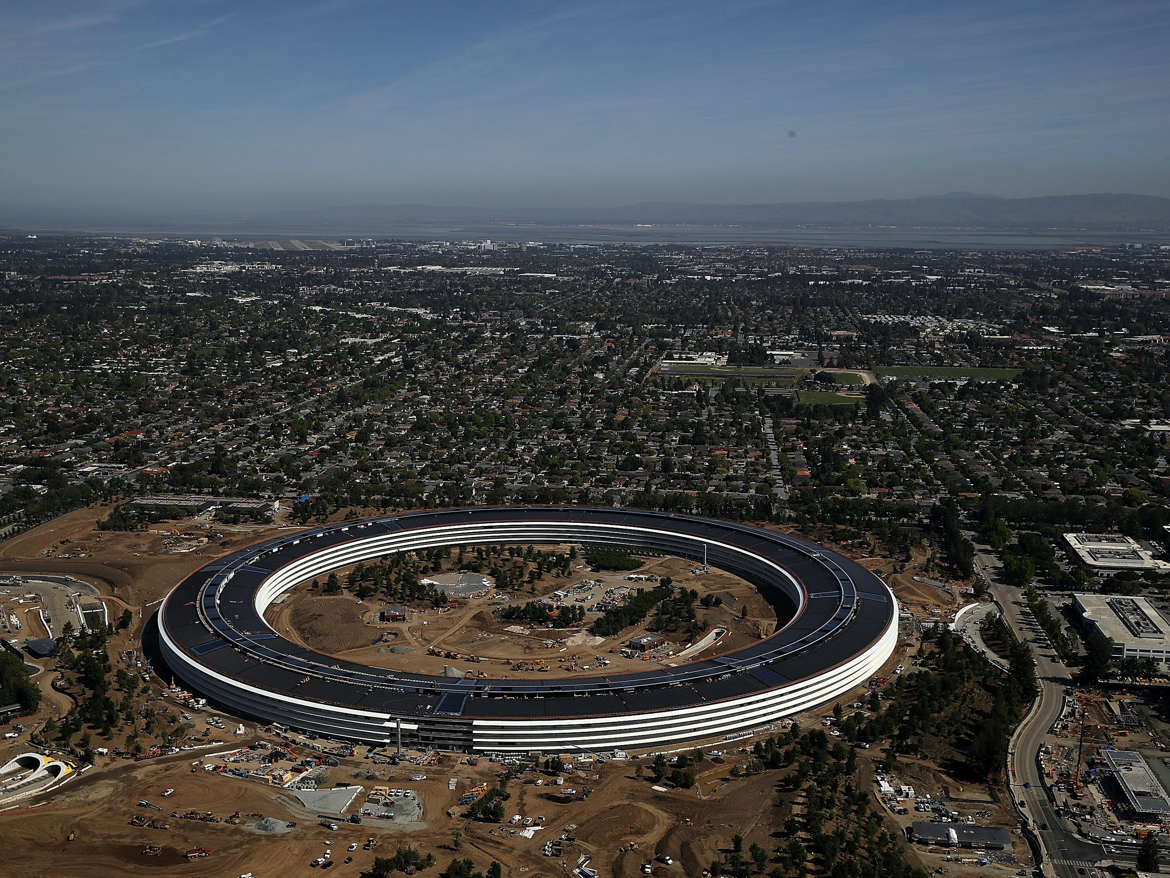 8 Technological Landmarks In Silicon Valley You Can Visit Inverse