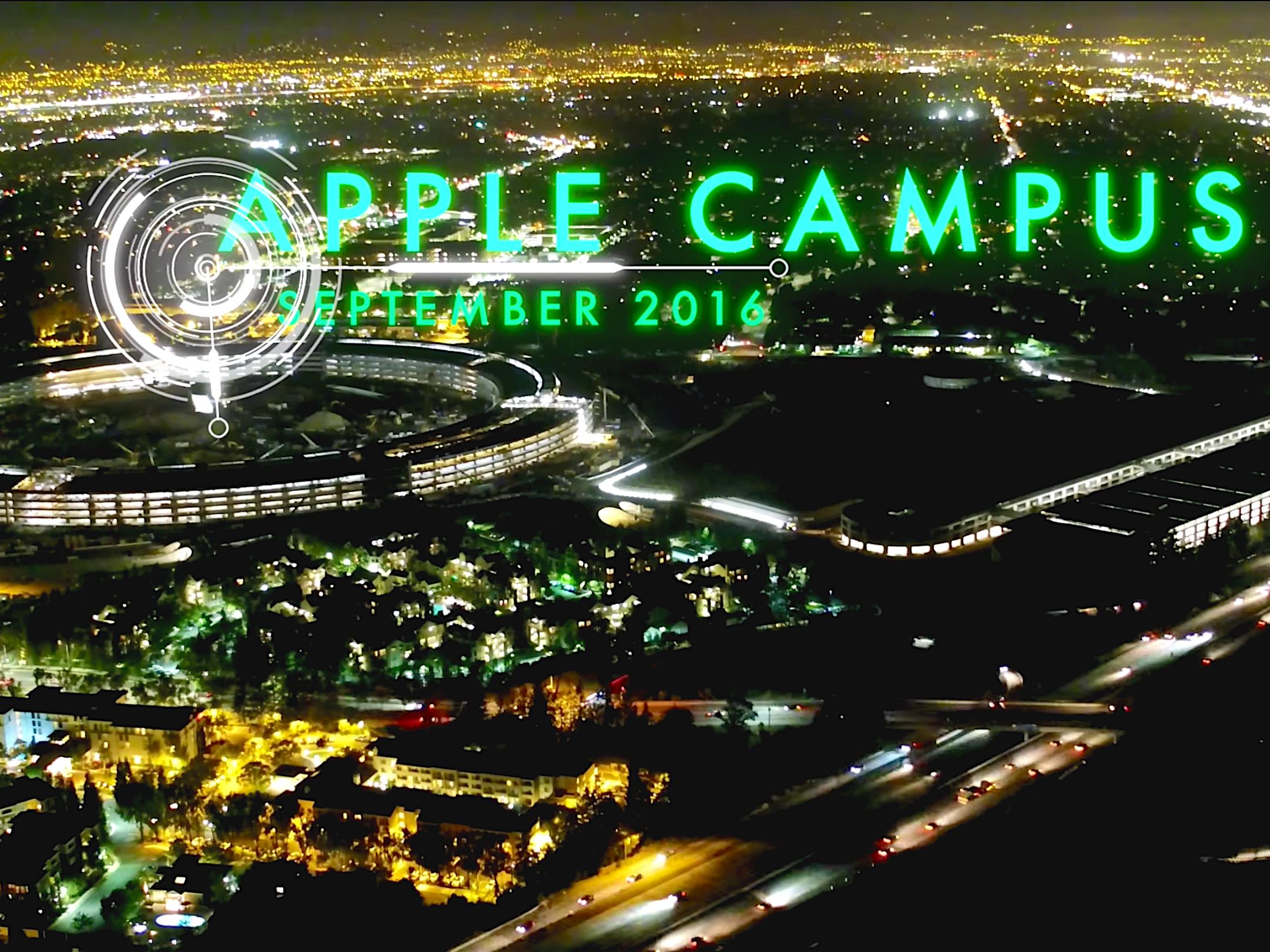 Feast Your Eyes on Steve Jobs's Glorious Apple Campus 2