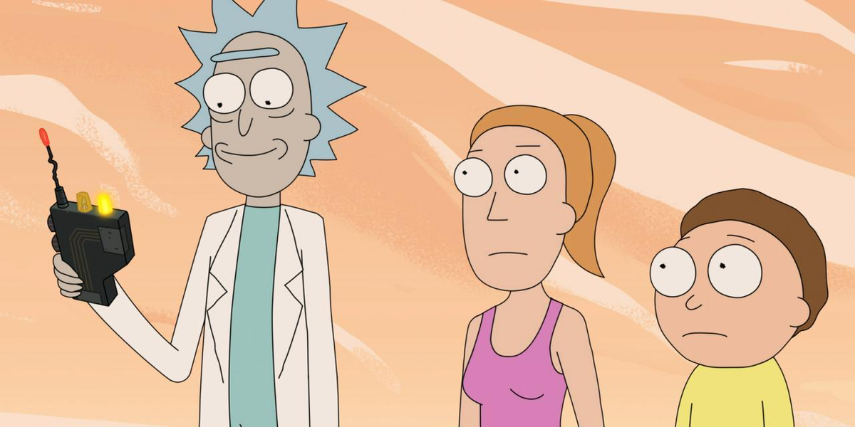 Rick And Morty Summer