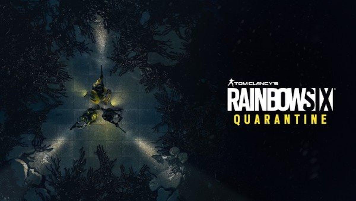 rainbow six quarantine tom clancy's