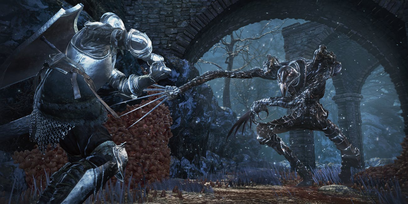 How to PvP in 'Dark Souls 3' DLC 'Ashes of Ariandel'   Inverse