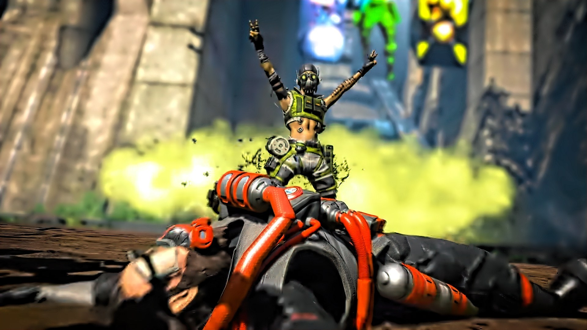Apex Legends Update Adds A Hilarious New Way To Punish