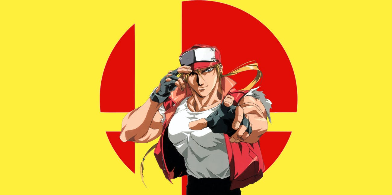 Smash Ultimate Terry Bogard Release Date And Moveset For