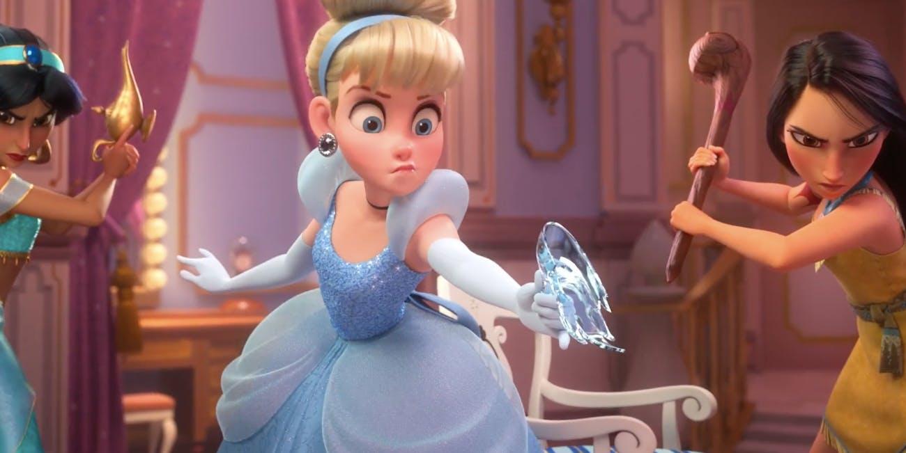 Wreck It Ralph 2 Disney Princesses