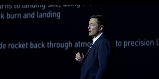 During SpaceX's Making Humans a Multiplanetary Species lecture today Elon Musk responded to a question about foreign scientists.