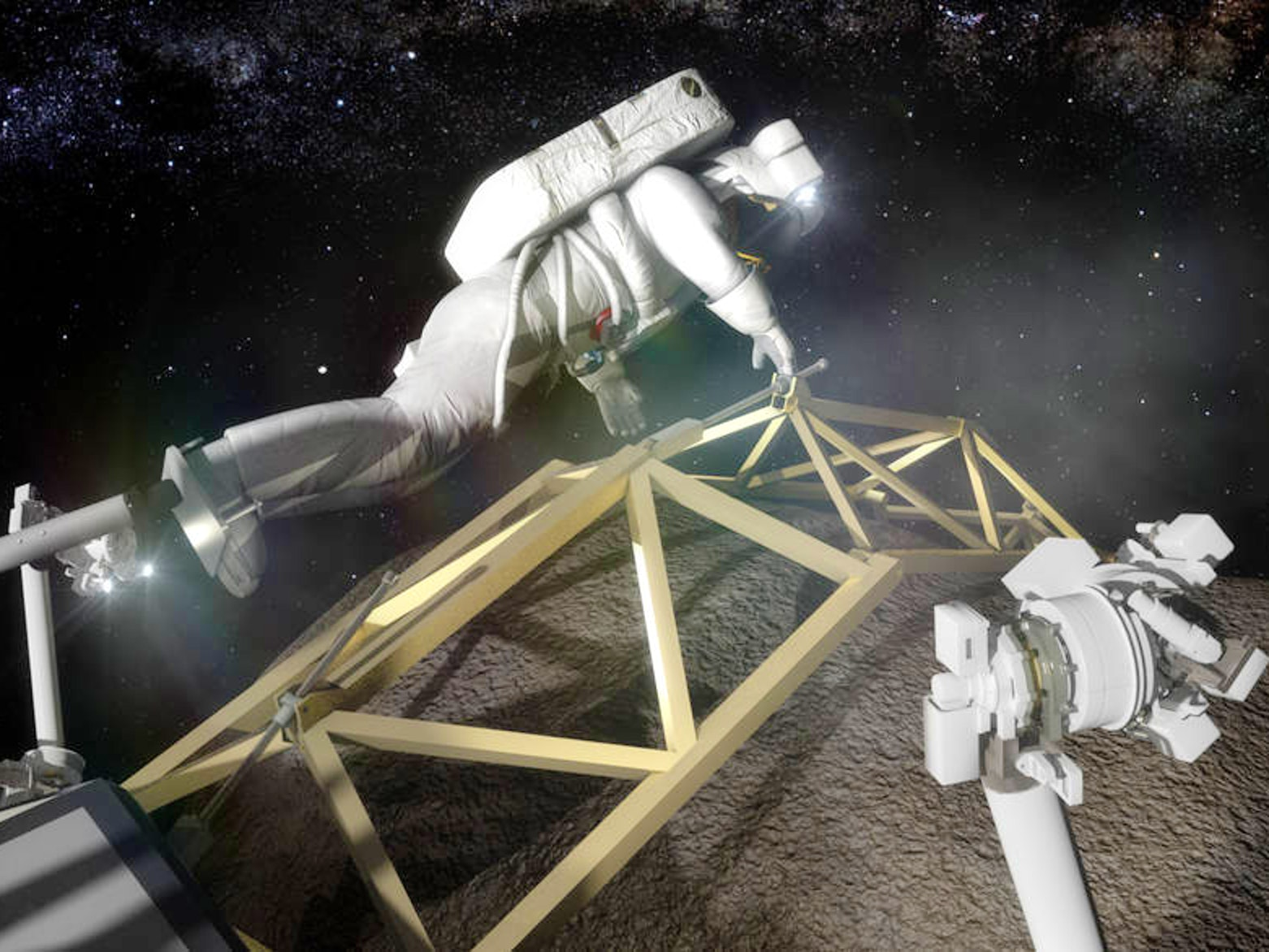 NASA's Weird Asteroid Redirect Mission Is Actually Making Progress