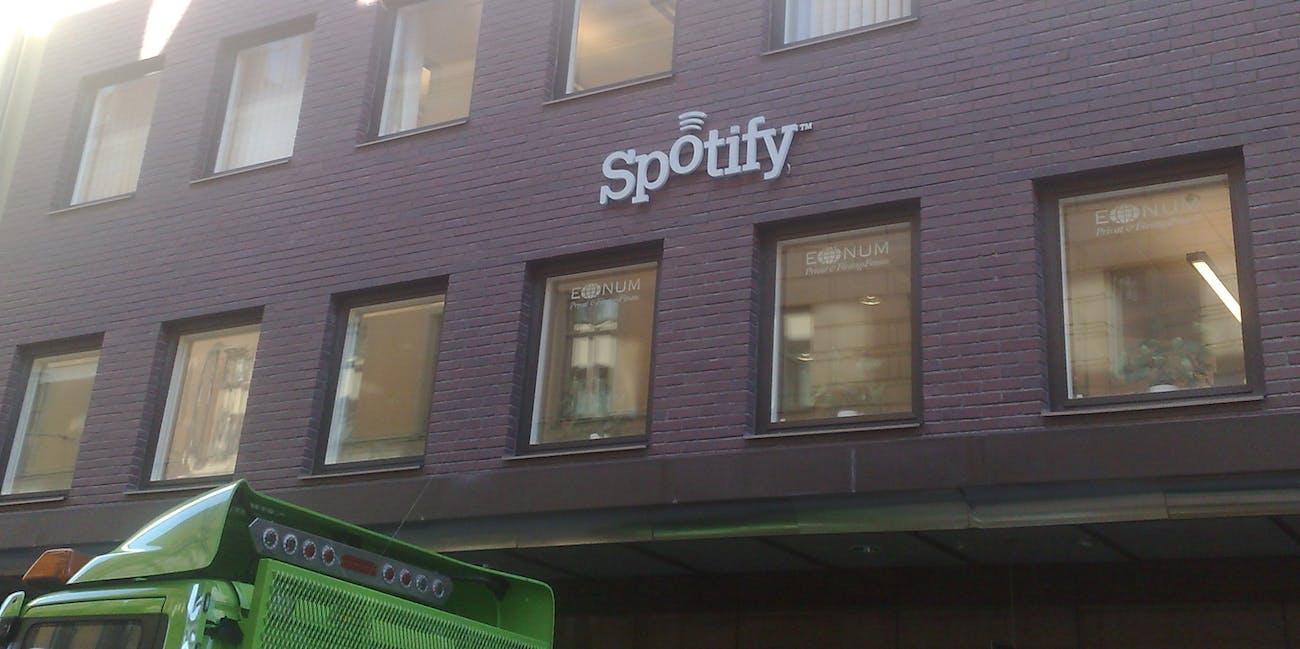 Spotify HQ