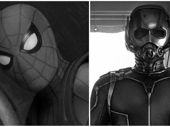 Marvel Spider-Man Ant-Man Homecoming