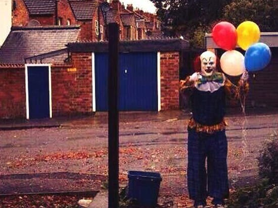 Rampant Clown Sightings Are Freaking People Out