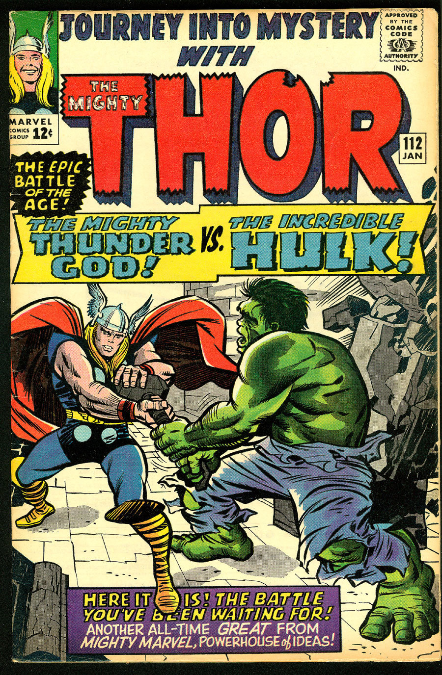 thor-112-featuring-thor-battling-the-hul