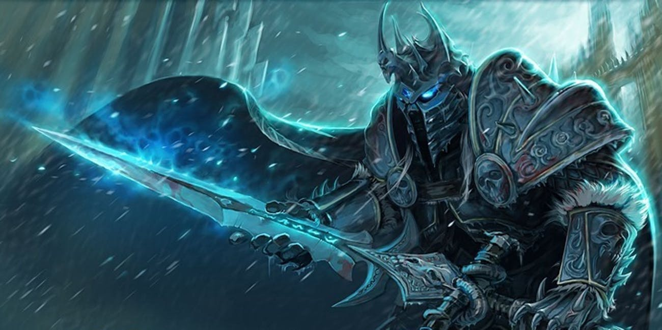 who would win wow s lich king or got s white walkers inverse