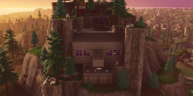 The supervillain lair in 'Fortnite: Battle Royale' could trigger a missile launch that reshapes the game for Season 5.