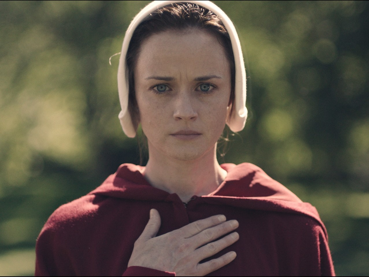 """weapons of hope in the handmaids tale by margaret atwood Is margaret atwood planning a handmaid's tale sequel  the speaker,  professor piexoto, closes with: """"i hope to be able to present the."""