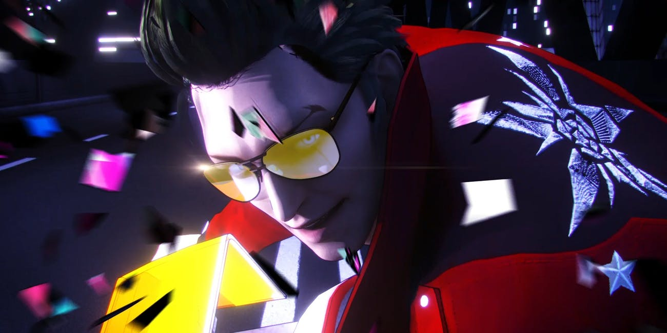 No More Heroes Travis Touchdown Super Smash Bros