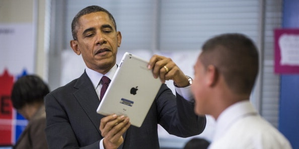 "Obama Promotes ""Made-in-America"" on Facebook by Sharing Favorite Inventions, Creators"