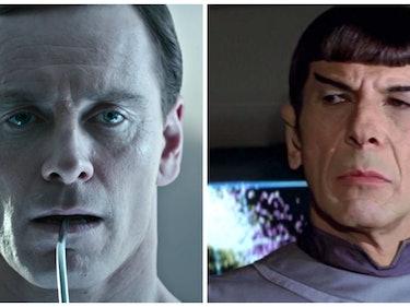 Fassbender Says Walter in 'Alien: Covenant' Is More Like Spock
