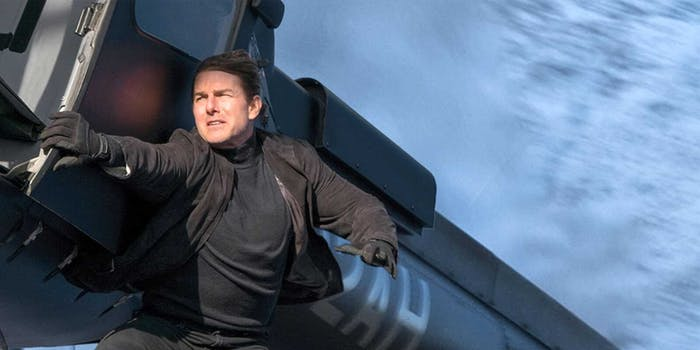 Mission Impossible 6 fallout stunts tom cruise
