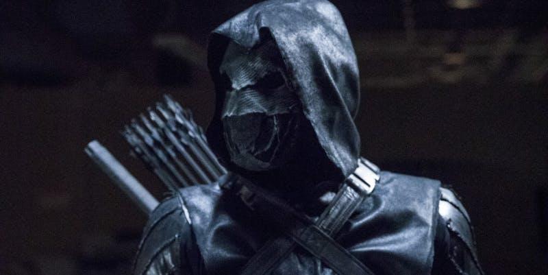 Prometheus Arrow Talia Al Ghul