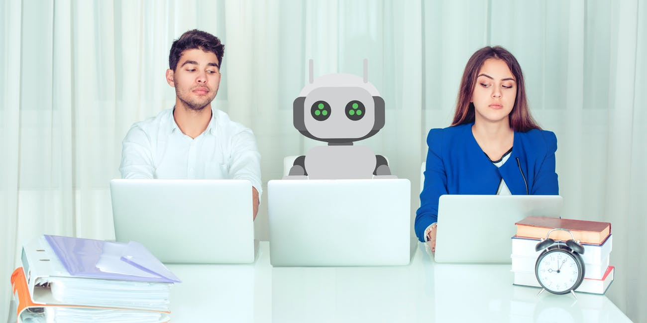 Depending on their level of autonomy, researchers say human workers might be more willing to blame robots for errors at work.