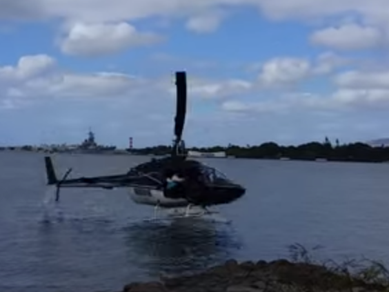 We Ask a Forensic Expert About That Mysterious Hawaii Helicopter Crash