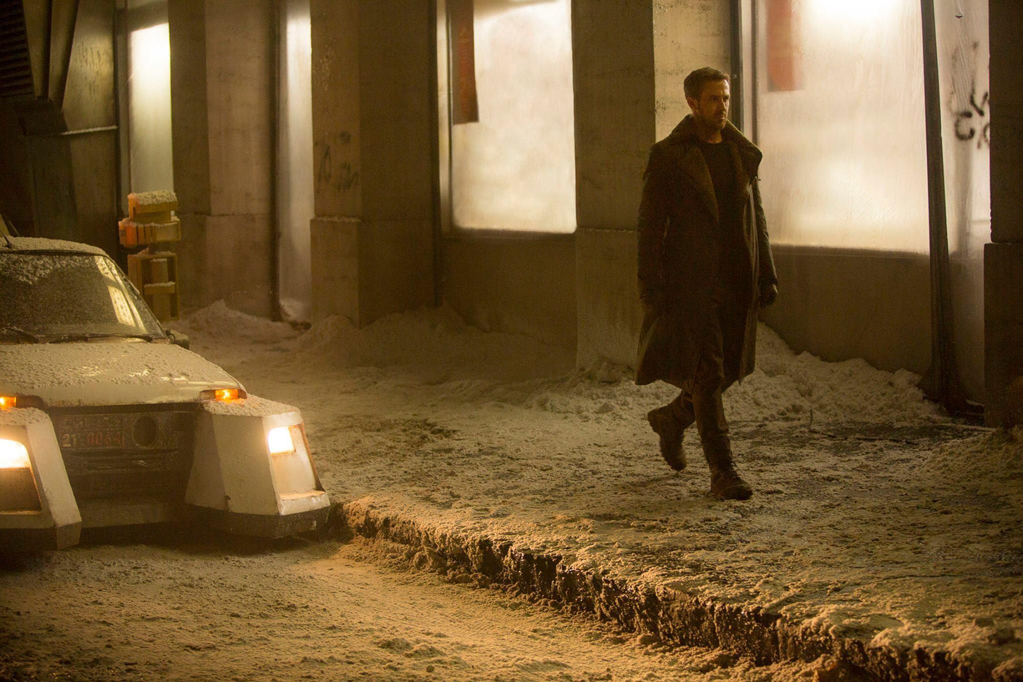 Ryan Gosling Blade Runner Still