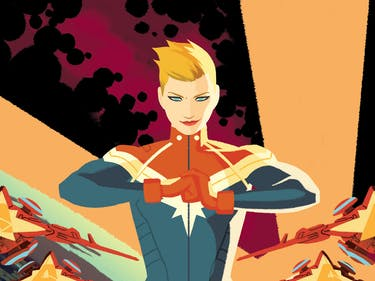 How Marvel Could Craft Captain Marvel's Origin Story