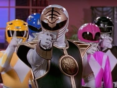 The Actual OG Power Rangers Reunited for a Car Commercial