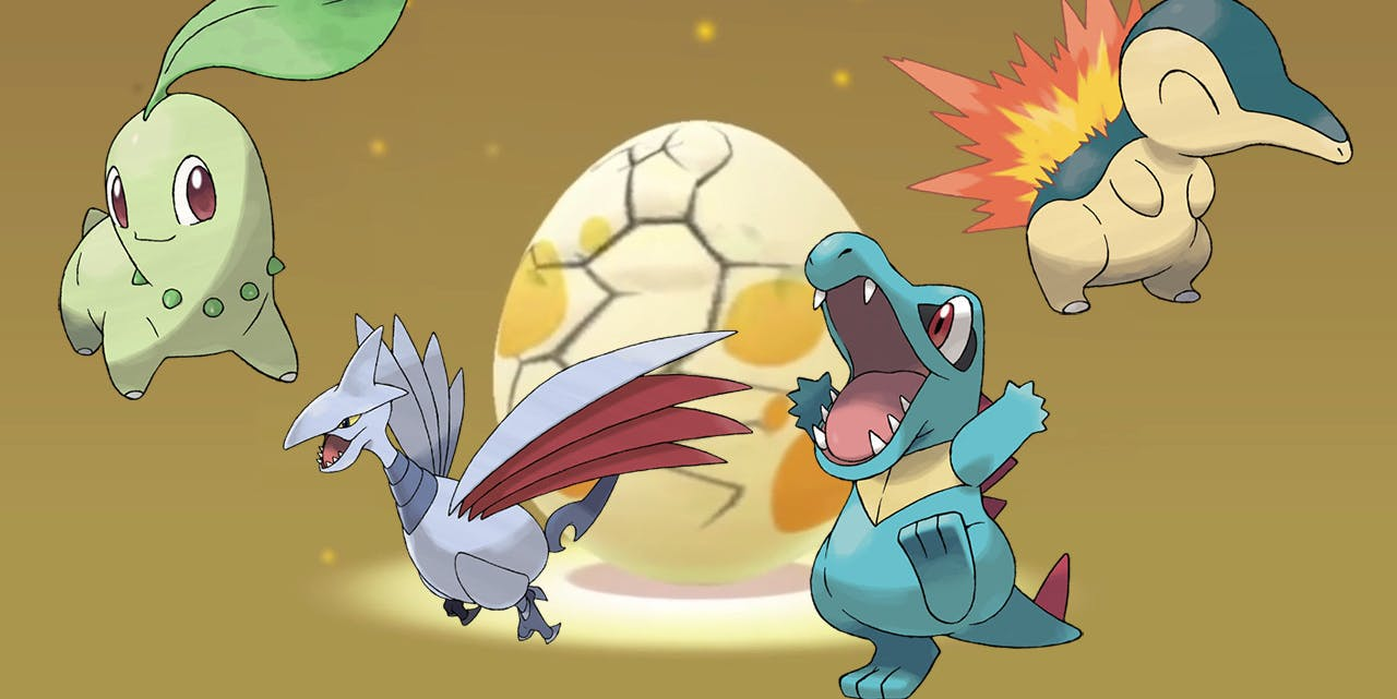 These Pokémon and more can hatch from 2 KM eggs during the Eggstravaganza.