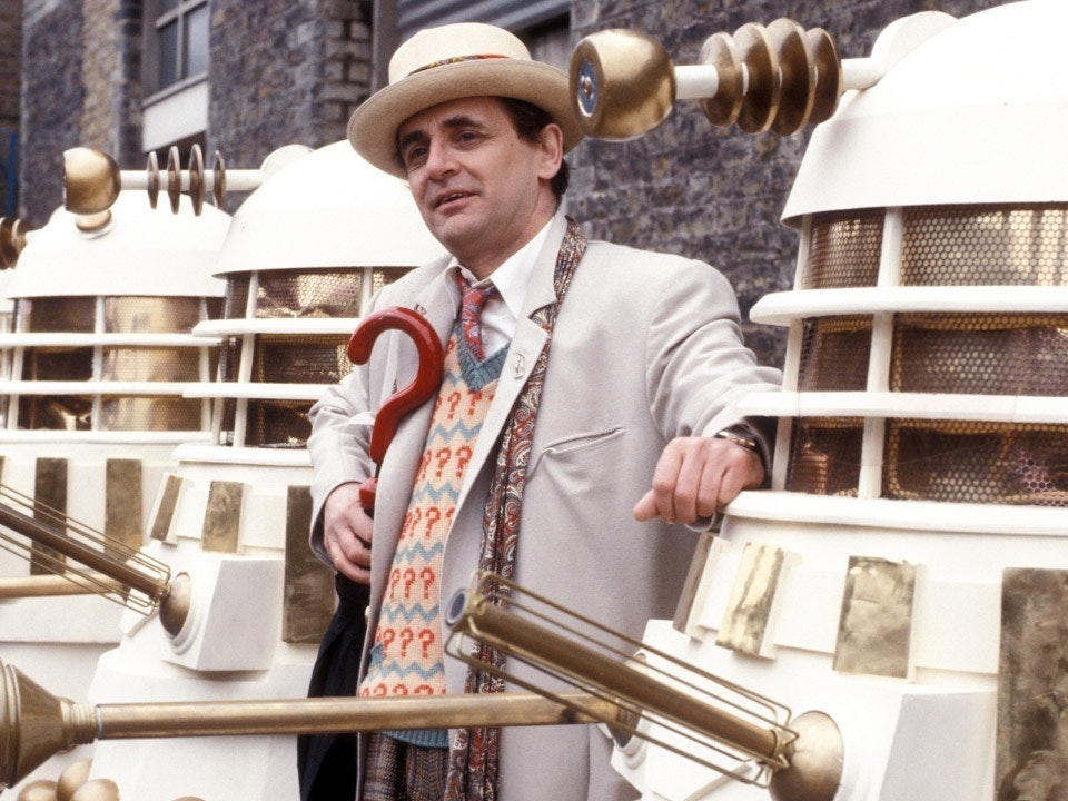 'Doctor Who' Season 10 Might Connect to 7th Doctor Era