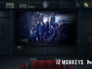 Hulu VR App Adds '12 Monkeys'-themed Viewing Environment for Oculus Rift