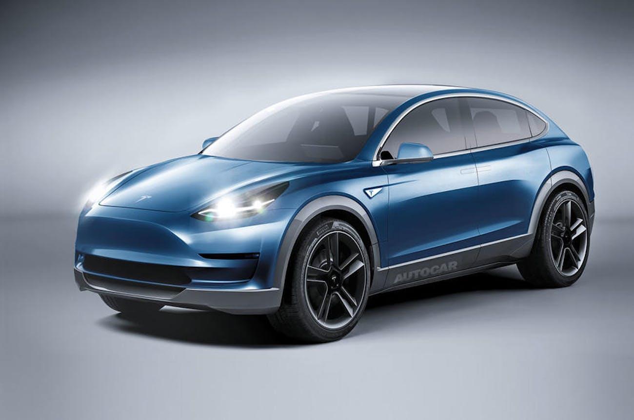 Autocar S Concept Of A Tesla Model