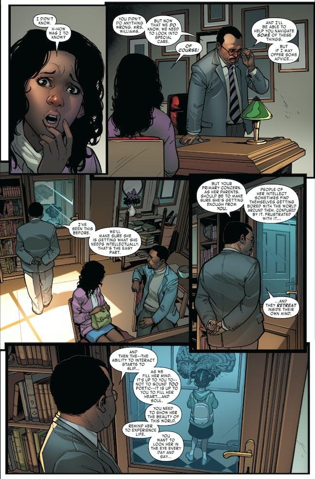 Riri Marvel Ironheart Iron Man