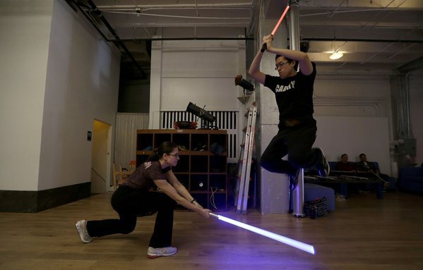 Lucasfilm hunts down, attempts to destroy rogue Lightsaber Academy