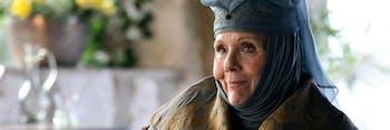 olenna tyrell queen of thorns highgarden the reach poison