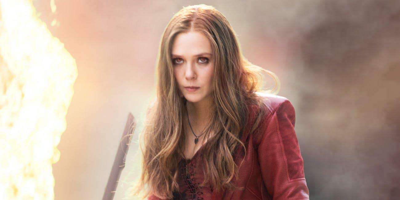 Wanda Scarlet Witch Captain America Civil War Doctor Strange