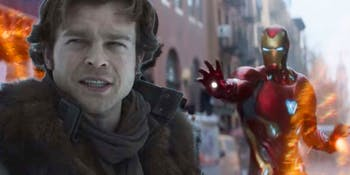 Solo and Stark