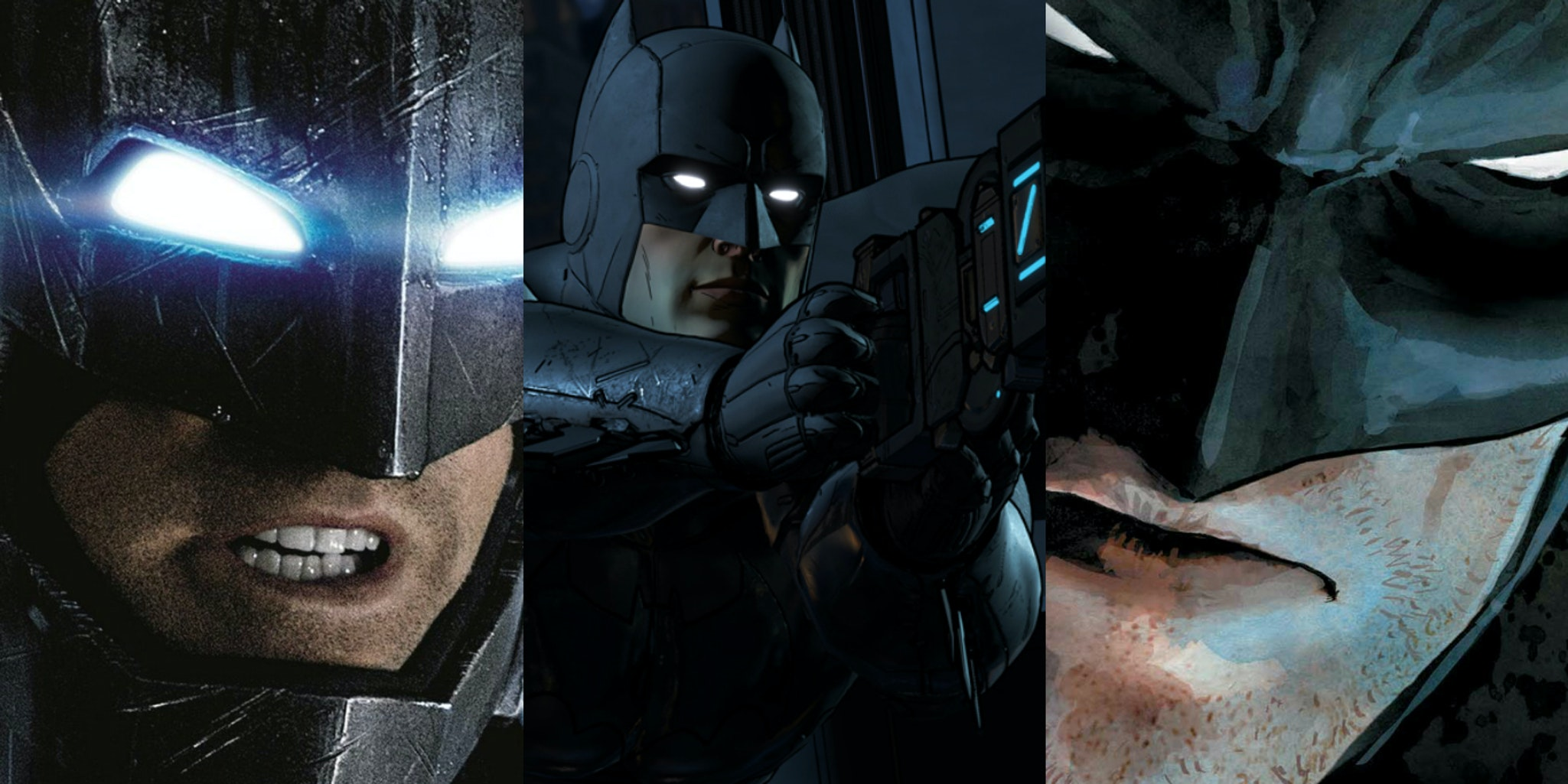 Batman Was Reborn and Changed Forever in 2016