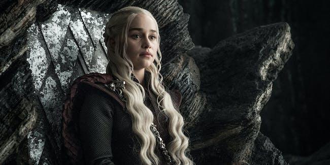 Dany Emilia Clarke Game of Thrones