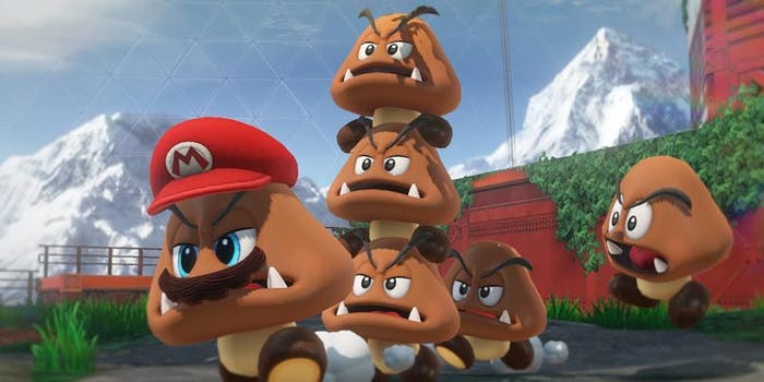 smash bros ultimate roster predictions goombas