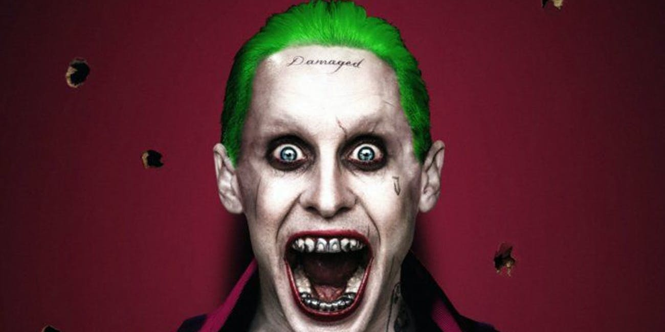 Jokers Eyebrows Are The Key To His Suicide Squad Performance