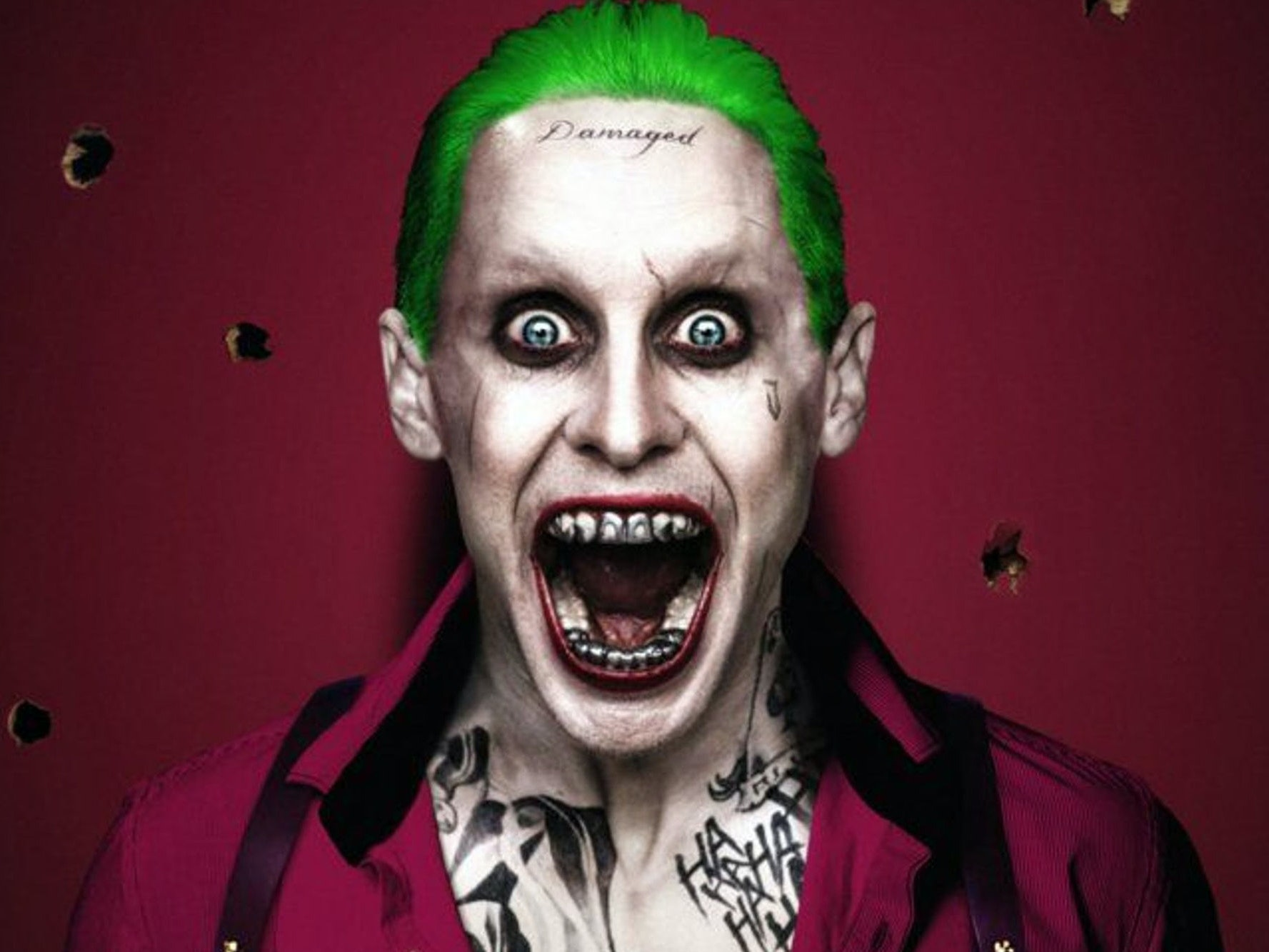 The Secret to a Creepy Joker? Jared Leto's Missing Brows