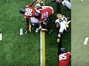 """The Michigan-Ohio State Upset Is Solved With """"Towel Triangulation"""""""