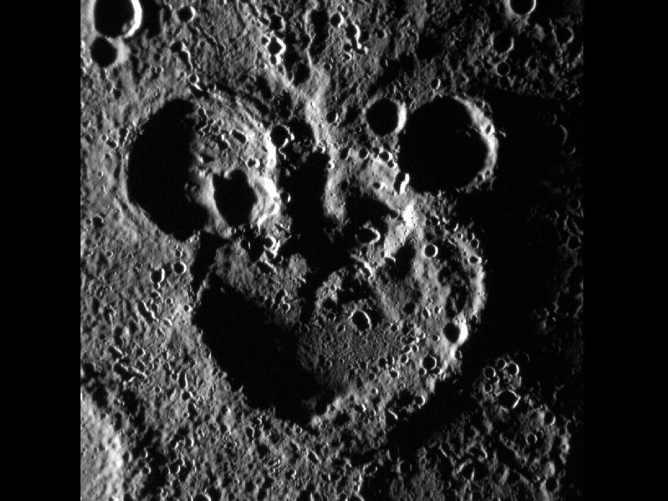 Mercury's Mickey Mouse.