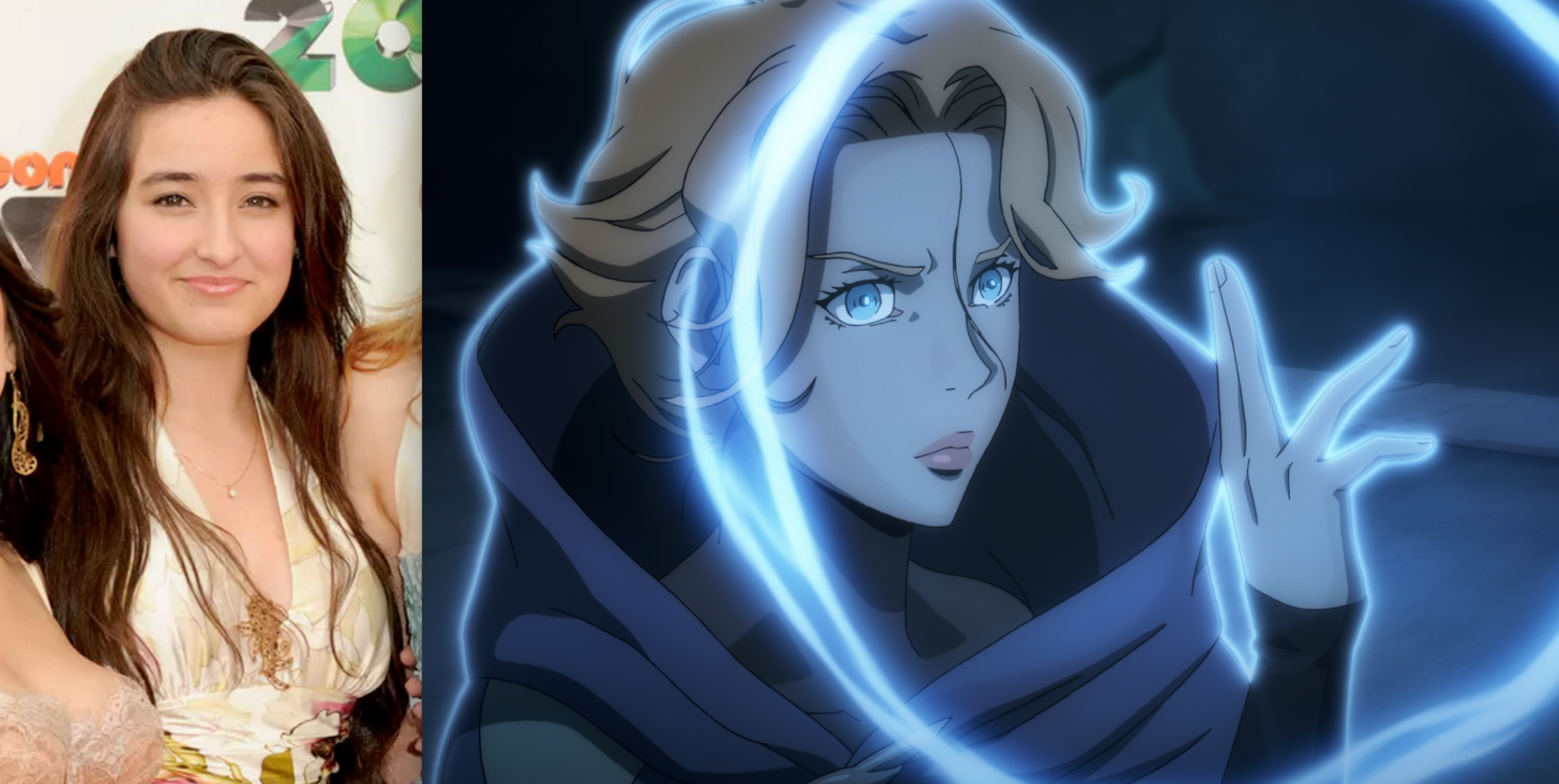 Here's Who'll Be Appearing in Netflix's New Castlevania Series