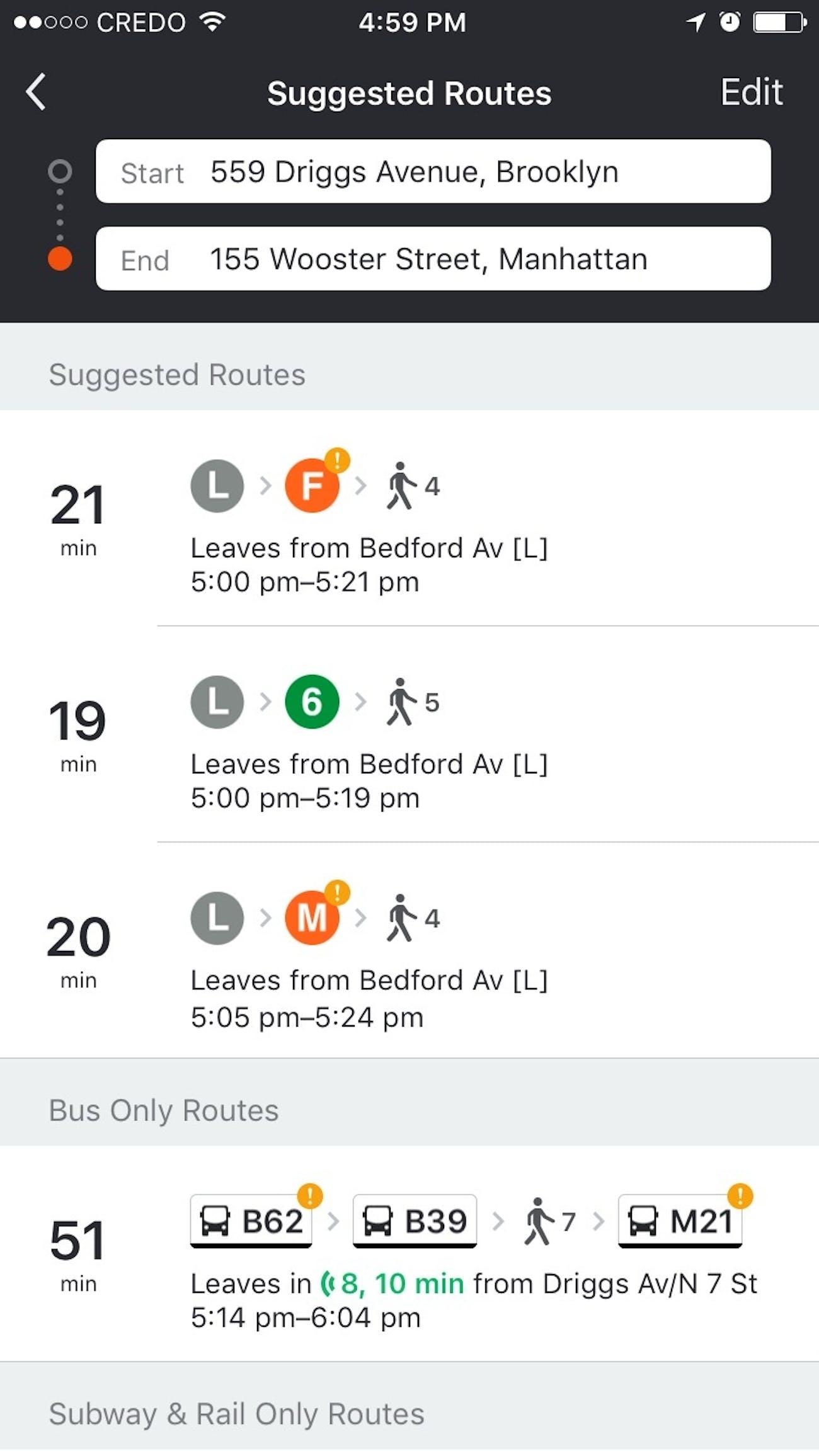 The 3 Best Transportation Apps That Aren't Google Maps | Inverse